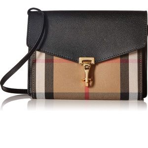 Burberry small leather
